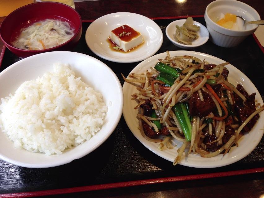 恵比寿 中華ランチ