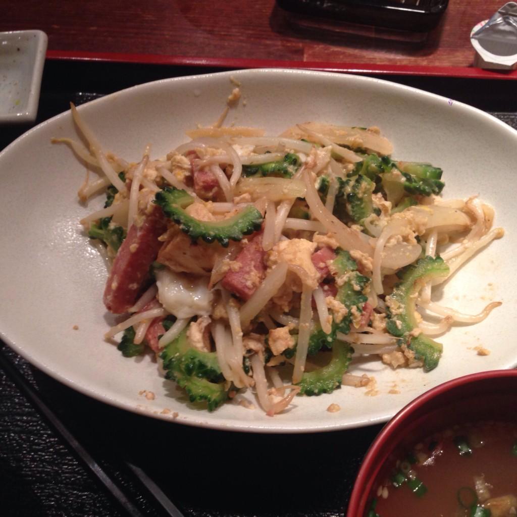 広尾 沖縄料理