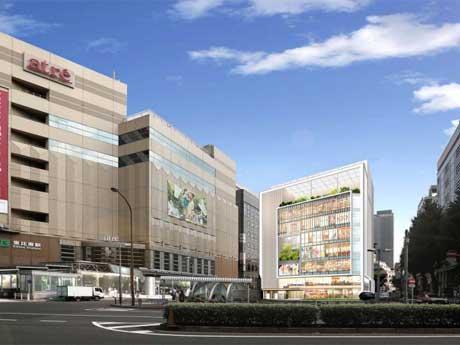 渋谷 恵比寿駅
